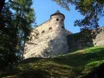 Stara Lubovla zamek