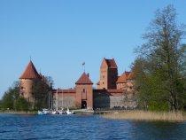 Troki Rezydencja Wielkich Książąt Litweskich