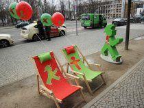 Berlin Ampel Man