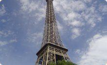 Paryż Wieża Eiffela