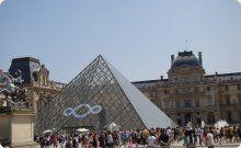 Paryż Louvre
